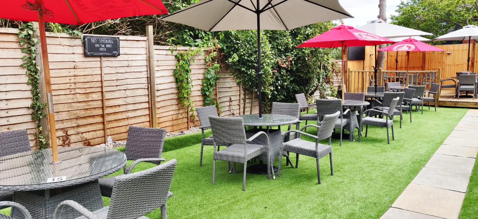 Our Garden Restaurant and Bar